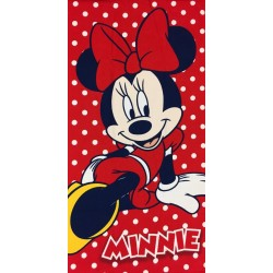 TOALLA PLAYA DISNEY MINNIE MOUSE