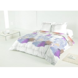 Duvet Estampado Reversible Geo